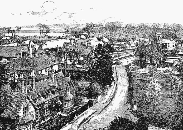 Historical Image of the village