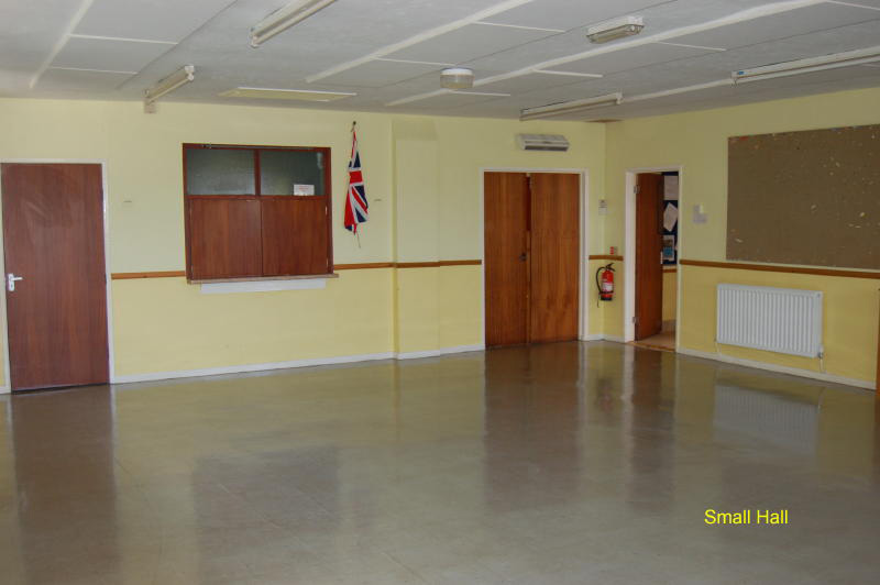 Image of Village Hall small hall