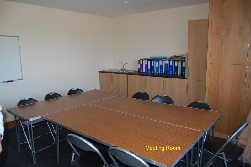 Image of Village Hall meeting room