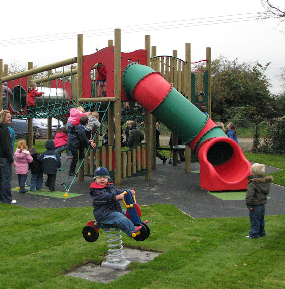 Image of the playground
