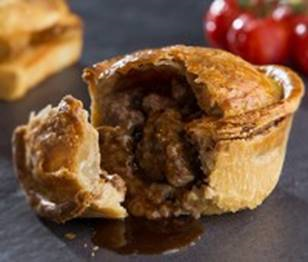 Image of a meat pie