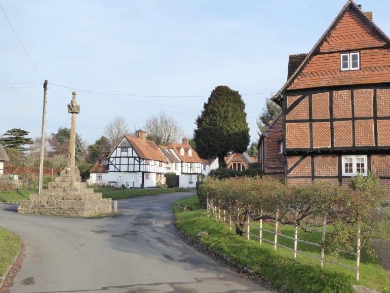 Image of Lower Cross in East Hagbourne
