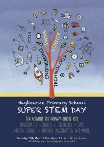SUPER STEM DAY - Hagbourne Primary School