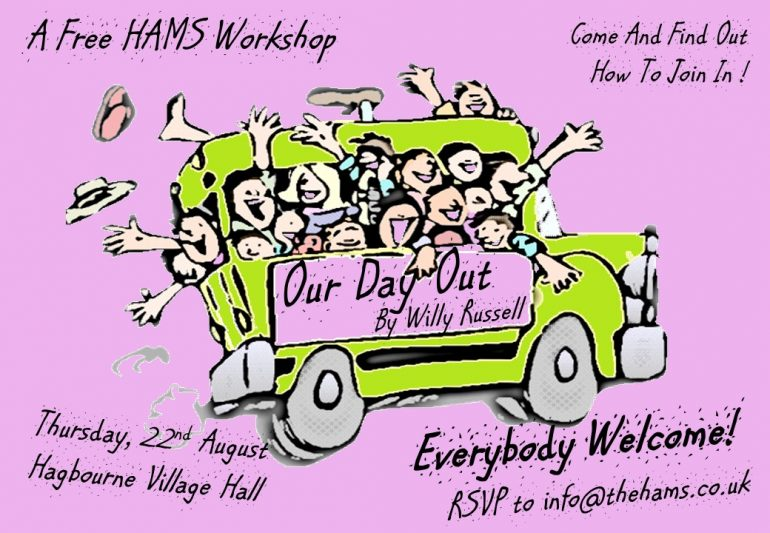 Poster for HAMS workshop