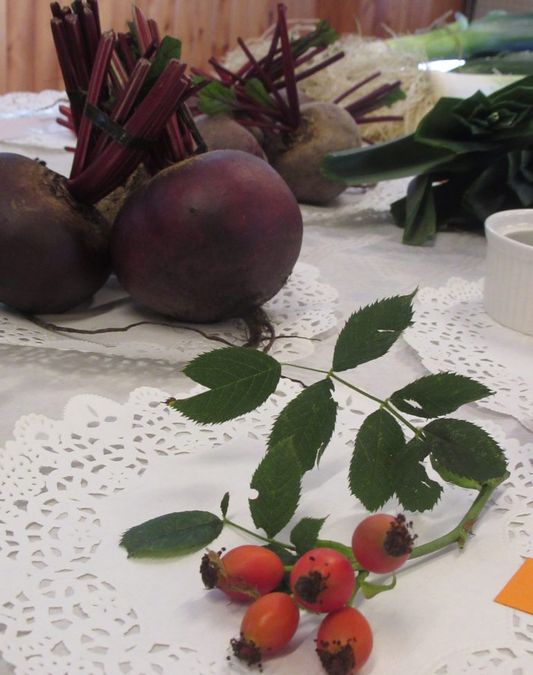 Photo of Beetroot at produce Show