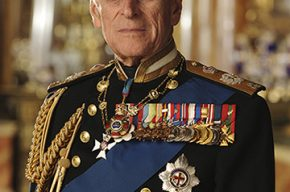 Photo of HRH Prince Philip