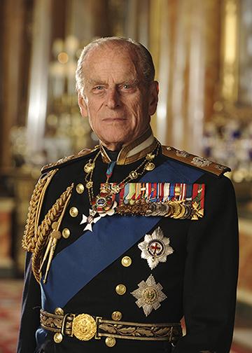 Photo of HRH Prince Philip
