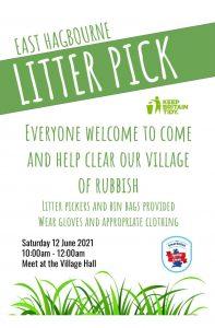 Litter Pick poster